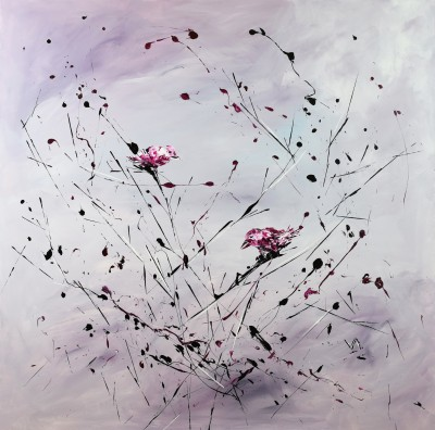 """Vilijos M. tapyba, paveikslas """"Laisvė"""""""