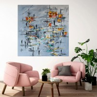 """Vilijos M. tapyba, paveikslas """"Marokas"""""""
