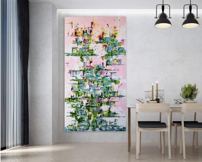 """Vilijos M. tapyba, paveikslas """"Svajotojas"""""""