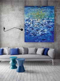 """Vilijos M. tapyba, paveikslas """"Taganana"""""""