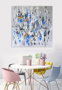 "Vilijos M. tapyba, paveikslas ""Lagūna"""