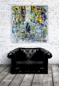 """Vilijos M. tapyba, paveikslas """"Jie"""""""