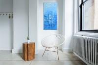 """Vilijos M. tapyba, paveikslas """"Namo"""""""
