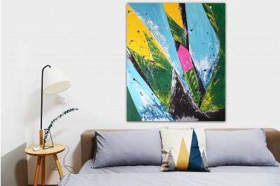 """Vilijos M. tapyba, paveikslas """"Šilumoj"""""""