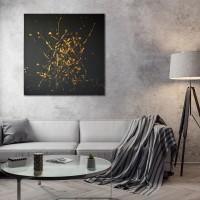 """Vilijos M. tapyba, paveikslas """"Karūna II"""""""