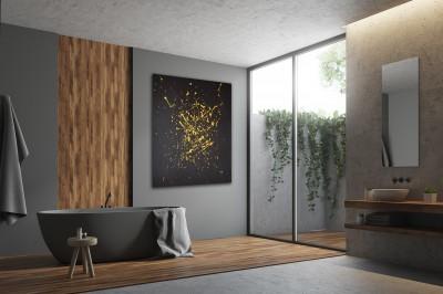 """Vilijos M. tapyba, paveikslas """"Karūna I"""""""