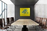 """Vilijos M. tapyba, paveikslas """"Vasaros rytas"""""""