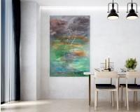 """Vilijos M. tapyba, paveikslas """"Aliuzija"""""""
