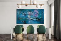 """Vilijos M. tapyba, paveikslas """"Laisvės medžioklė"""""""