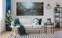 """Vilijos M. tapyba, paveikslas """"Iš toli"""""""