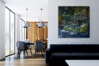 """Vilijos M. tapyba, paveikslas """"Jupiteris"""""""