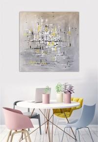 """Vilijos M. tapyba, paveikslas """"Istorija"""""""