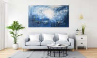 """Vilijos M. tapyba, paveikslas """"Dėsniai"""""""