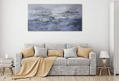 """Vilijos M. tapyba, paveikslas """"Šiaurės poliaratis"""""""