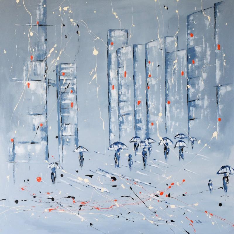 """Vilijos M. tapyba, paveikslas """"Tokijas"""""""